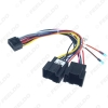Picture of Car Radio Audio 16PIN DVD Player Power Calbe Adaptor For Chevrolet Kopacz Stereo Wire Plug Wiring Harness