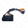 Picture of Car Stereo Audio 16PIN Adaptor Wiring Harness For Hyundai IX25/KX3/H1 2006+ Power Calbe Install Aftermarket