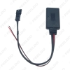 Picture of Car Wireless Bluetooth Module Receiver 3Pin Stereo Audio CD AUX-in Adapter For BMW E46/E39/E53 Accessory AUX Cable