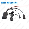 Picture of Car Audio Wireless 10pin Bluetooth Module Receiver AUX Adapter For BMW E46 3-SERIES CD Stereo Radio Bluetooth AUX Cable