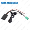 Picture of Car Bluetooth Module Receiver Aux Adapter Cable For Renault Megane Kangoo Laguna Clio 2005-2011 Models Radio