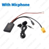 Picture of Car Audio Bluetooth Receiver Aux Adapter For Fait Alpha Lancia Smart 451 Stereo Radio Module Bluetooth Aux Cable