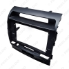 """Picture of Car Stereo 9"""" Big Screen 2Din Fascia Frame For Toyota Land Cruiser 07-15 Audio Dash Panel Frame Installation Kit"""