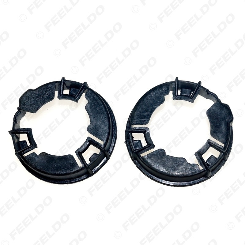 Picture of 2Pcs  Auto HID Headlight Xenon Bulb Holder Socket Adapter For Bosch D1 Special HID Light Bulb Base