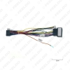 Picture of Car 16pin Audio Wiring Harness With Canbus Box For Mercedes-Benz A-Class Aftermarket Stereo Installation Wire Adapter