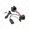 Picture of Car Bluetooth Module AUX-in Audio MP3 Music Adapter 16Pin Stereo Wire Harness For Volkswagen Passat Touareg Skoda
