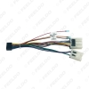 Picture of Car 16Pin Wiring Harness Adapter For Nissan X-Trail T30(03-07/Maxima(00-04)/Murano(04-09) Aftermarket Stereo Install