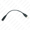 Picture of Car Radio 2.0 USB Port Wiring Cable Adapter for Toyota Camry Verso Mazda Lexus GS350 Audio USB Cable
