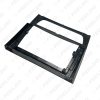 """Picture of Car Audio 2DIN Fascia Frame Adapter For Mercedes-Benz E-Class W211 9"""" Big Screen DVD Player Dash Fitting Panel Frame Kit"""