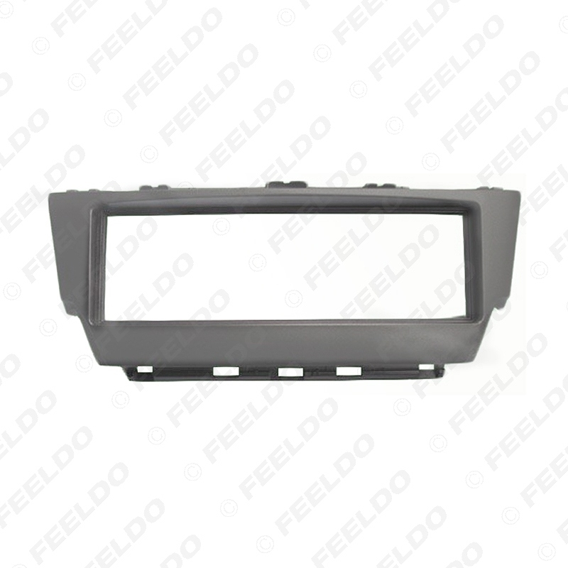 Picture of Car Radio 1Din Dash Panel Fascia Frame Adapter For LEXUS IS300 Face Plate Frame Refitting Trim Kit