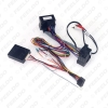 Picture of Car 16Pin Power Wiring Harness Cable Adapter With Canbus For BMW X3/E83(06-10) Install Aftermarket Android Stereo