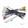 Picture of Car Audio 16pin Wiring Harness With Canbus Box For KIA KX5/KX7 Hyundai Sonata 9 Stereo Installation Wire Adapter