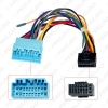 Picture of Car 16pin Audio Wiring Harness For Buick Excelle Wuling Hongguang S Aftermarket Stereo Installation Wire Adapter