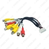 Picture of Car Head Unit Stereo Wire Harness Kits Compatible For XY AUTO Android Solution Interface