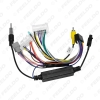Picture of Car 16pin Audio Wiring Harness With Amplifier Antenna For LADA XRAY Aftermarket Stereo Installation Wire Adapter