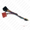 Picture of Car 16pin Audio Wiring Harness With USB Cable For Lada Vesta Aftermarket Stereo Installation Wire Adapter