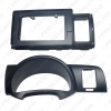 """Picture of Car 2Din Radio Stereo 10.1"""" Big Screen Fascia Frame for Toyota Wish CD/DVD Player Face Dash Mount Trim Kit"""