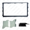"""Picture of Car Stereo 9"""" Big Screen Fascia Frame Adapter For Hyundai Mistra 2Din Dash Audio Fitting Panel Frame Kit"""