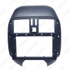 Picture of Car Audio 9 Inch Big Screen Fascia Frame For Nissan Nissan Sunny 11-13 2Din Dash Stereo Fitting Panel Frame Kit