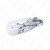 Picture of Warm White Car T6.5 12V 3W Wedge Halogen Bulb External Halogen Lamp Replacement Dashboard Bulb Light
