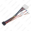 Picture of Car Stereo Audio 16PIN Android Power Cable Adapter For Subaru 2007 CD/DVD Player Wiring Harness