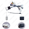 Picture of Car 16pin Audio Wiring Harness With Canbus Box For Nissan X-TRAIL Aftermarket Stereo Installation Wire Adapter