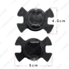 Picture of 2PCS Car LED Headlight Holder Adapters For Honda Odyssey H1 Halogen Lamp Bulb Modified Holder Base