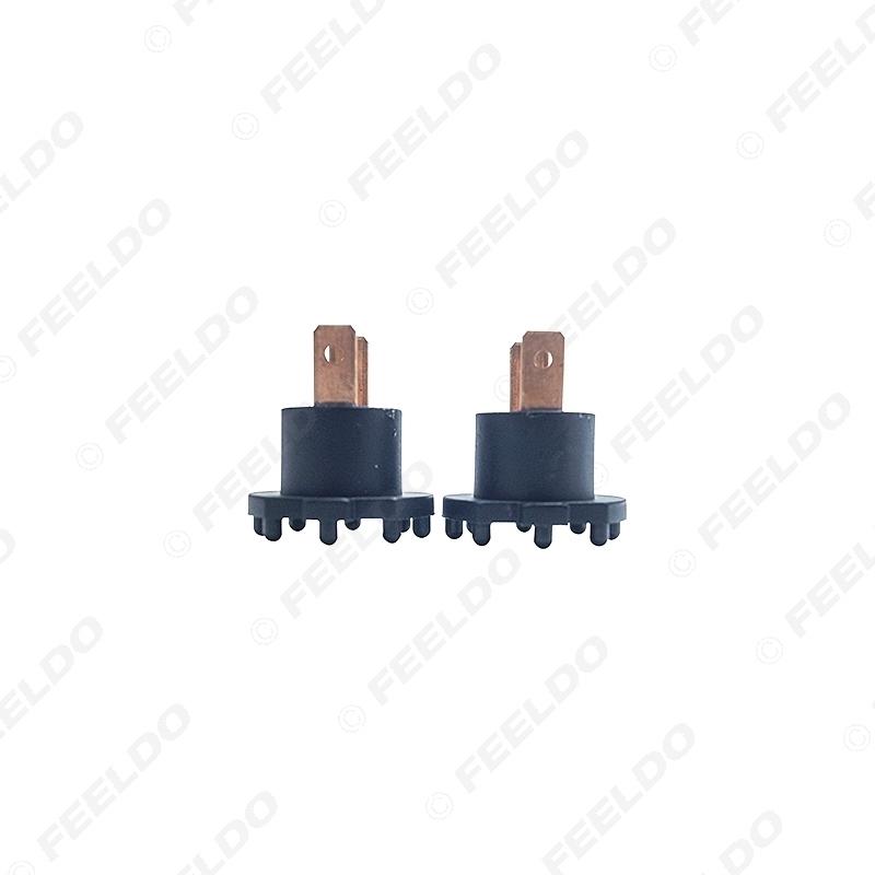 Picture of 2PCS Car LED Headlight Holder Adapter For Mazda H7 LED/Halogen Lamp Bulb Modified Holder Base