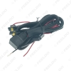 Picture of Auto 12V H11 Fog Light Lamp Wiring Harness Universal Car Light Wire Connector With 40A Relay LED Work Light Adapter