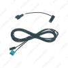 Picture of Car Navigation Bluetooth Microphone With Wire Harness Cable Adapter For Volkswagen 275A/276B/276D/276E MIB Head Unit