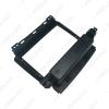 "Picture of Car Radio Audio Face Plate Fascia Frame For Subaru Impreza XV Forester 9"" Big Screen CD/DVD Player Panel Dash Mount Kit"