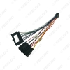 Picture of Car Audio Wiring Harness For Ford Mondeo 04-07 Aftermarket 16pin CD/DVD Radio Stereo Installation Wire Adapter