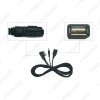 Picture of Car Audio Music 3.5mm AUX Cable TO MMI Interface USB+Charger For Mercedes-Benz USB Wire Adapter