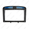 Picture of Car 9 Inch Audio Face Plate Fascia Frame For Peugeot 308 408 07-13 2Din Big Screen Radio Stereo Panel Dash Mount Frame Kit
