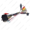 Picture of Car Radio 16PIN Android Power Calbe With Canbus Box For KIA Sorento Cerato Audio Wiring Harness Adapter