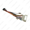 Picture of Car Audio 16PIN DVD Player Power Calbe Adapter For Hyundai Elantra Tucson Kia Cerato Stereo Plug Wiring Harness