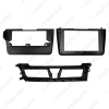 Picture of Car 9 Inch Audio Face Plate Fascia Frame For Kia Forte 2018 2Din Big Screen Radio Stereo Panel Dash Mount Frame Kit