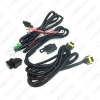 Picture of Auto Fog Light Wiring Harness Socket Switch with LED Indicators Relay For Mitsubishi ASX 13-15 Outlander Wire Adapter Kits