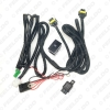 Picture of Auto Fog Light Wiring Harness Socket Switch with LED Indicators Relay For Honda Fit 14-18 H11 Wire Adapter Kits