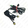 Picture of Auto Fog Light Wiring Harness Socket Switch with LED Indicators Relay For Toyota Corolla Camry H11 Wire Adapter Kits
