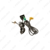 Picture of Car USB AUX Data Adapter Switch Button Cable wiring Harness For Volkswagen Golf POLO GTI Bora RCD510 RNS315 RCD310 AUX Adapter