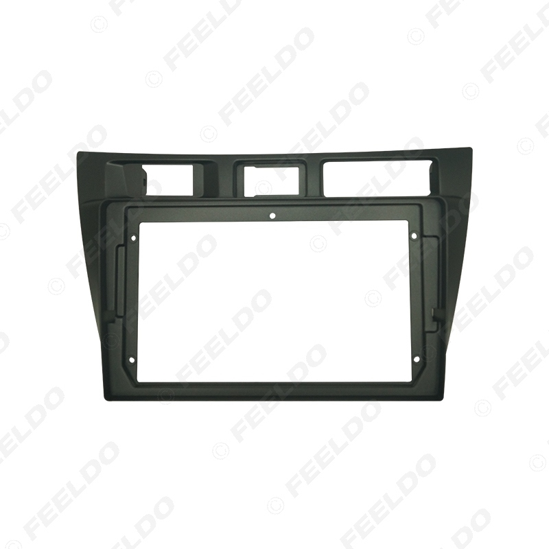 """Picture of Car 2Din Audio Face Plate Fascia Frame For Toyota MARK II 2005 9"""" Big Screen Radio Stereo Panel Dash Mount Refitting Kit"""