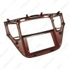 "Picture of Car Audio Fascia Frame Adapter For Toyota Highlander 9"" Big Screen 2DIN Dash Fitting Panel Frame Kit"