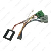Picture of Car 16pin Audio Wiring Harness With Canbus Box For Volvo S80 99-06 Aftermarket Stereo Installation Wire Adapter
