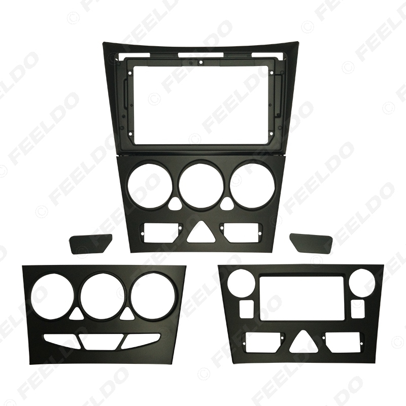 """Picture of Car Audio 9"""" Big Screen  Fascia Frame Adapter For Dongfeng Aeolus S30/H30 11-14 2DIN Dash Fitting Panel Frame Kit"""