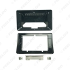 """Picture of Car Audio Fascia Frame Adapter For Mitsubishi Eclipse Cross 10.1"""" Big Screen 2DIN Dash Fitting Panel Frame Kit"""