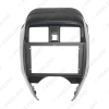 """Picture of Car Audio Fascia Frame Adapter For Nissan Sunny Almera 14-18 9"""" Big Screen 2DIN Dash Fitting Panel Frame Kit"""