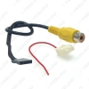 Picture of Car Rearview Camera Parking Video Plug RCA Reversing Cable Adapter For Toyota Camry 2006-2011 OEM Radio With Small Screen