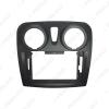 "Picture of Car Audio 9"" Big Screen DVD Fascia Frame Adapter For Renault Sandero (RHD) 2Din Dash Installation Panel Frame Kit"
